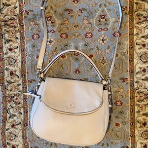 Kate Spade Pebble Leather Convertible Crossbody
